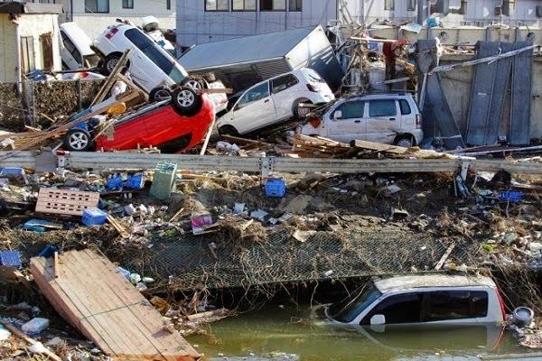 Восточнояпонское землетрясение: урон огромный, но Япония справилась и двигается дальше