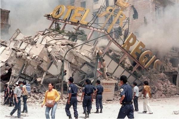Восточнояпонское землетрясение - самое разрушительное за последние 100 лет