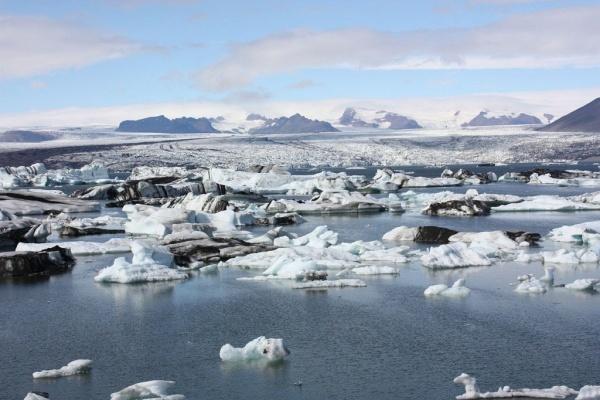 Арктический лед является переносчиком загрязняющих веществ