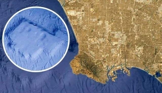 В океане нашли загадочный объект