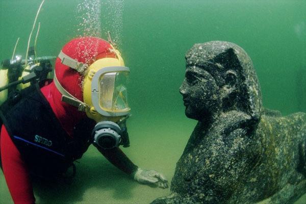 Ученые утверждают, что они нашли настоящую Атлантиду