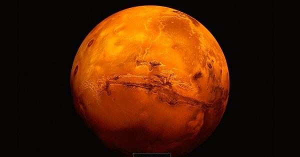 Ученые сделали открытие: жизнь могла существовать на марсе