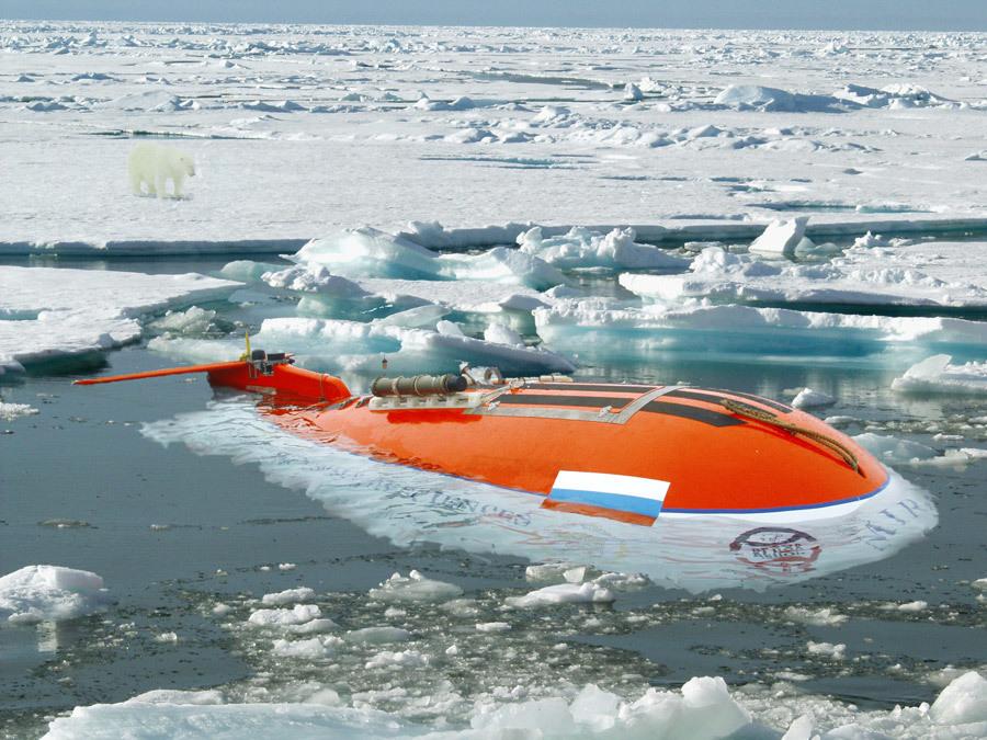 Арктика: восстановление работы глубоководных аппаратов