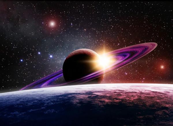 Астрономы: кольца Сатурна могут быть в 40 раз старше