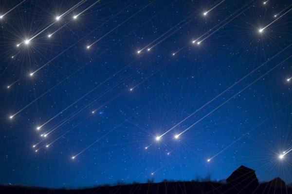 Геминидный метеоритный дождь: что нужно знать