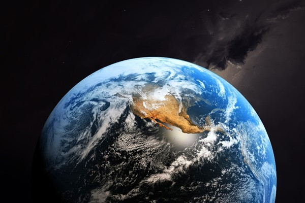 В США определились, как все-таки произошла Земля
