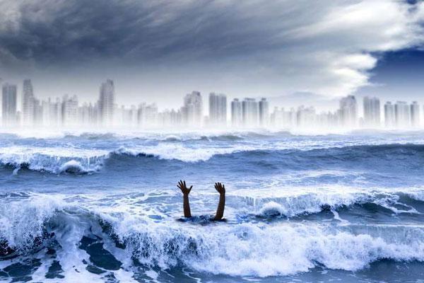 Ученые предрекают новый Всемирный потоп
