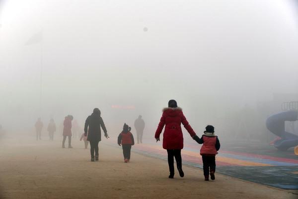 Загрязнение воздуха сокращает продолжительность жизни во всем мире