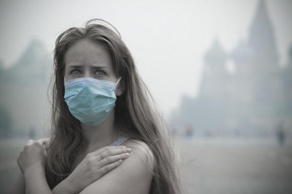 Загрязнение воздуха влияет на развитие плода