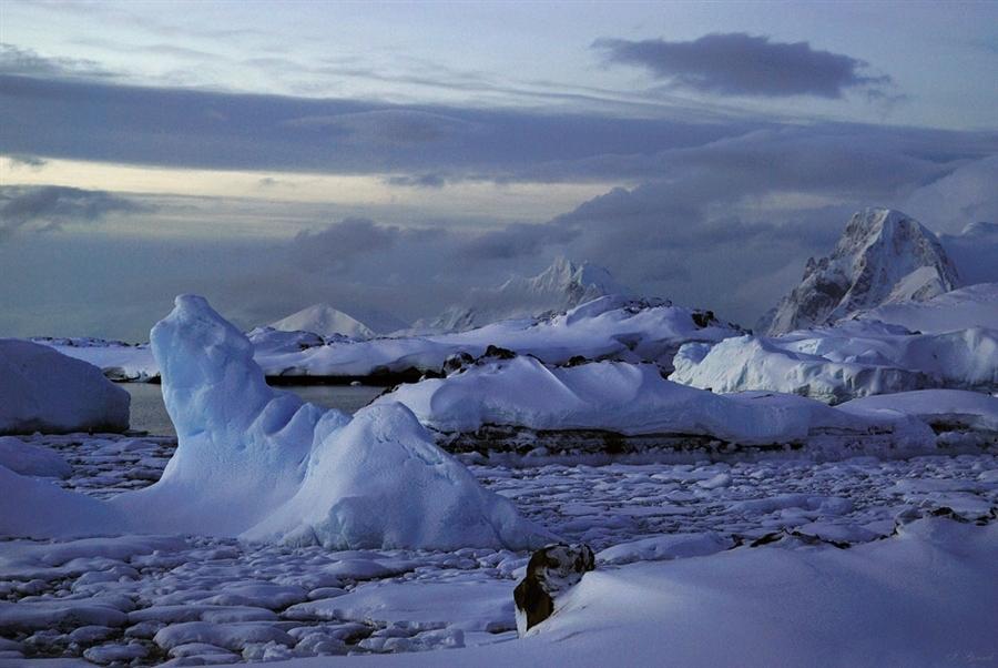 На американской станции при загадочных обстоятельствах погибли два полярника