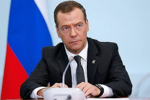 Медведев сделал заявление о важности борьбы с климатическими угрозами