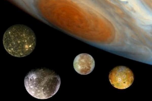 Есть ли жизнь на галилеевых спутниках Юпитера?