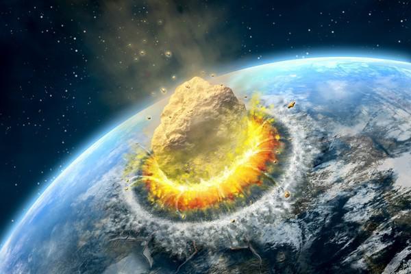 Как повлияло на климат падение астероида в Гренландии