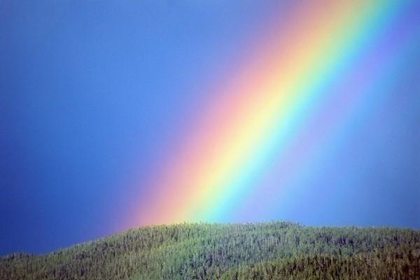 Удивительные факты о радуге