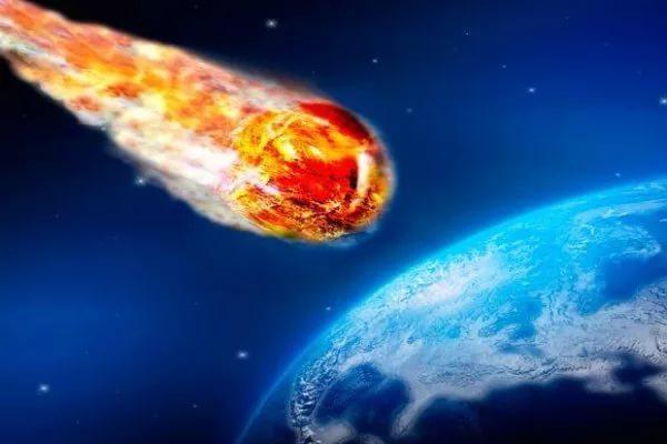 Опасно ли падение метеорита на планету Земля