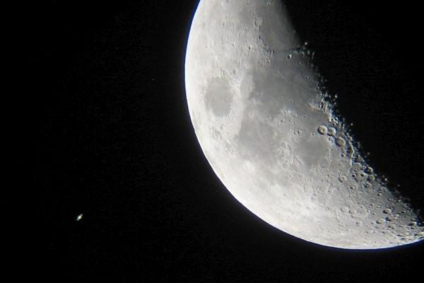Луна пахнет: астронавты описывают лунный аромат