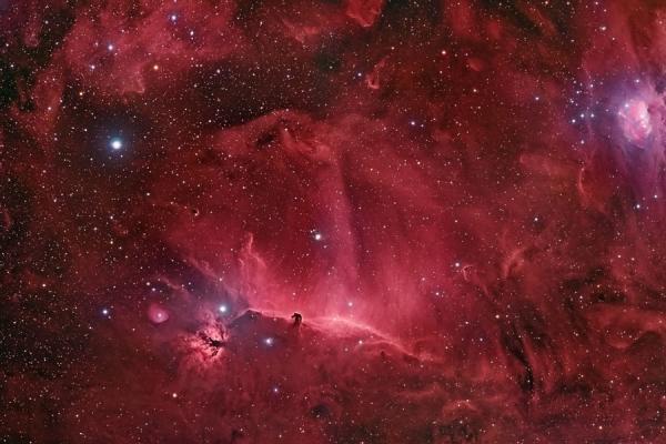 Самые зрелищные туманности во Вселенной
