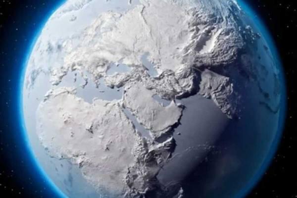 Ученые утверждают, что космическая пыль вызвала ледниковый период на Земле