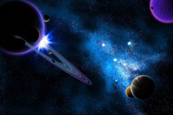 Пугающие силы, формирующие космос