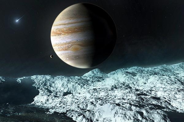 Интересные факты о спутнике Юпитера Европа