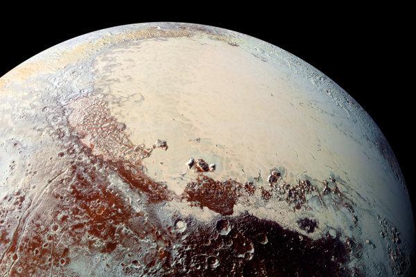 Таинственные луны Плутона