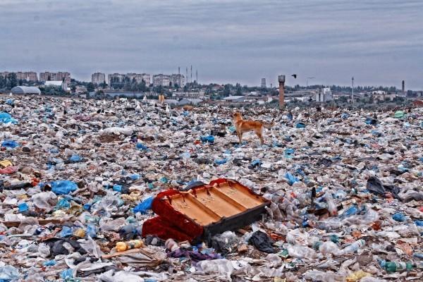 Власти дали комментарий по идее копить мусор в российской глубинке