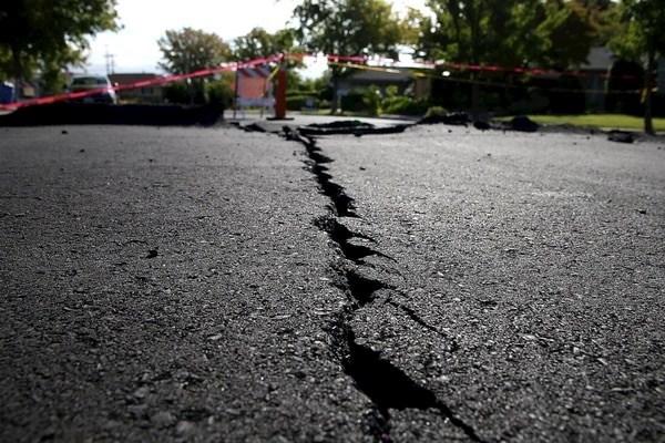 Каковы причины землетрясений