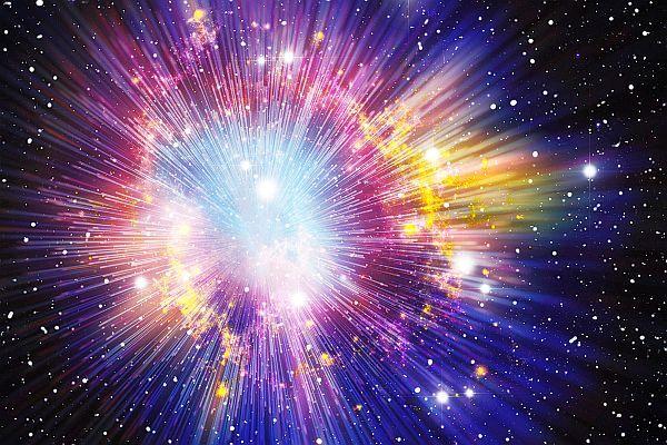 Как началась вселенная