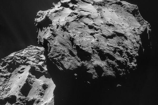 Комета Чурюмова-Герасименко и ее особенности
