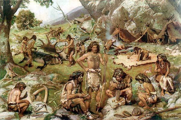 Кормление детей доисторического периода мало отличалось от рациона современных детей