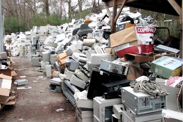 Чистая и эффективная утилизация электронных отходов