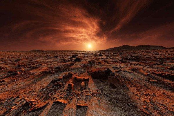 Марс в деталях: еще восемь малоизвестных фактов о Красной планете