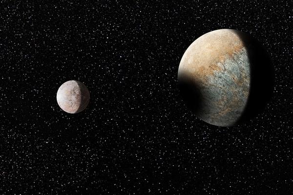 Обнаружена еще одна карликовая планета в три раза дальше Плутона