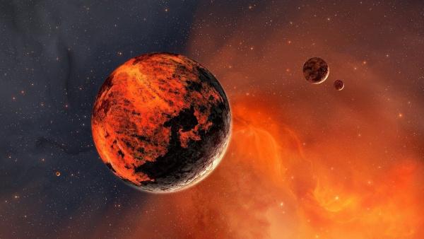 NASA опубликовала запись с загадочными звуками с Марса