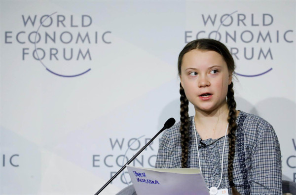 Владимир Путин прокомментировал выступление Греты Тунберг в ООН