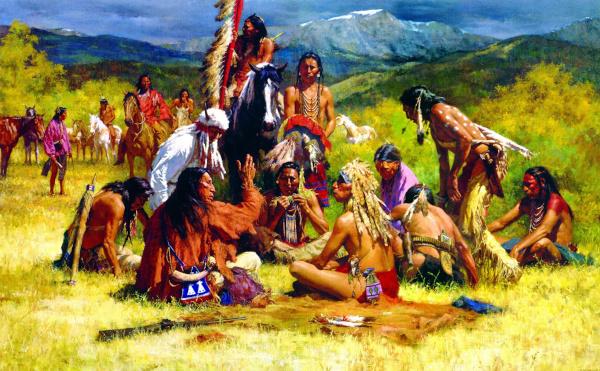 Первые поселенцы в Северной Америке появились 16 тысяч лет назад