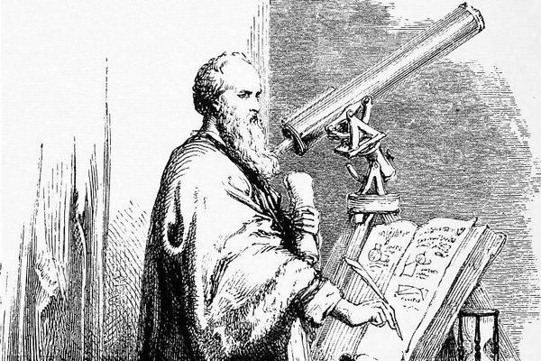 Галилео Галилей: люди, изменившие мир