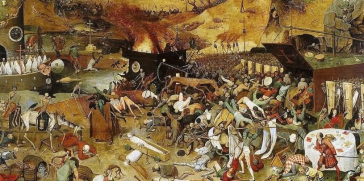 Древнейший штамм средневековой чумы обнаружили в Поволжье
