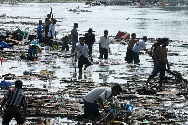Ученые установили, что стало причиной смертоносного цунами в Индонезии