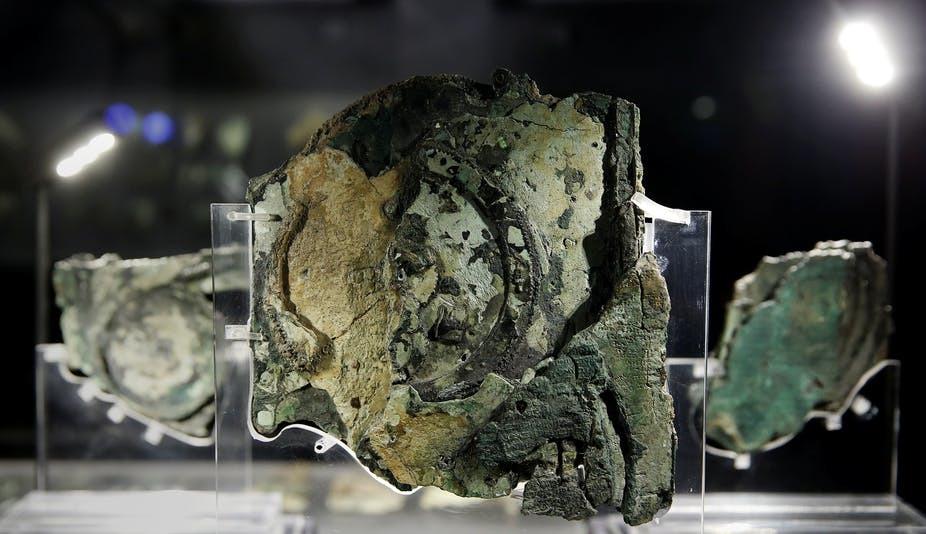 Что говорит нам самый древний в мире механизм о взгляде древних греков на вселенную