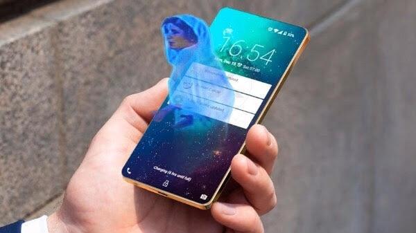 Samsung научился воспроизводить голограммы, как в