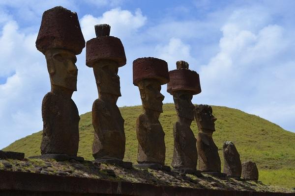 История микромира острова Пасхи - пример экологической катастрофы по вине человека