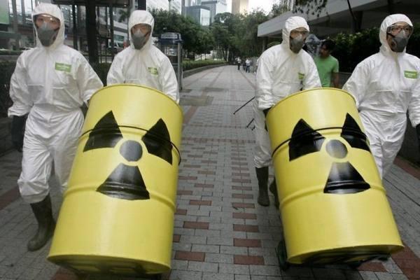 Озабоченность об утилизации ядерных отходов АЭС превыше озабоченности о безопасности реактора