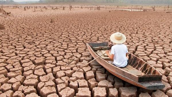 Влияние человека на климат и глобальное потепление