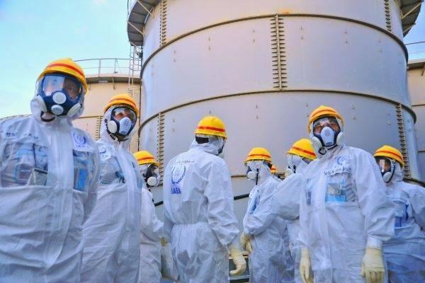 Влияние радиации на работников атомной энергетики
