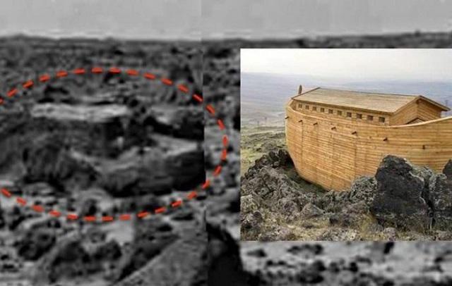 Уфолог: Бог и на марсиан тоже обижался