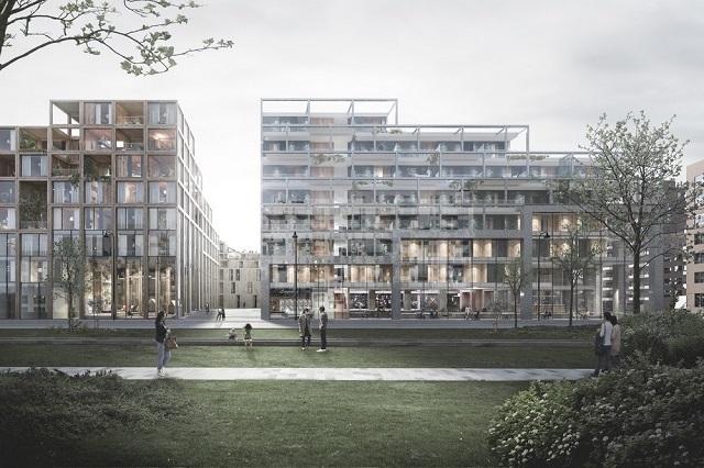 В Дании построят эко-квартал