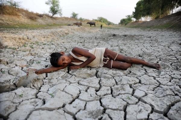 Засухи в Индии могут привести к катастрофе