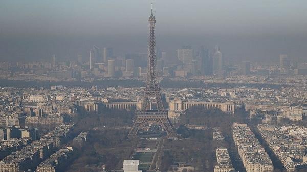Париж и воздух – почему такая серьезная проблема?
