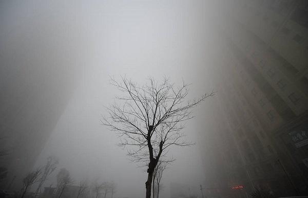 Загрязняющие вещества в атмосфере - невидимый убийца